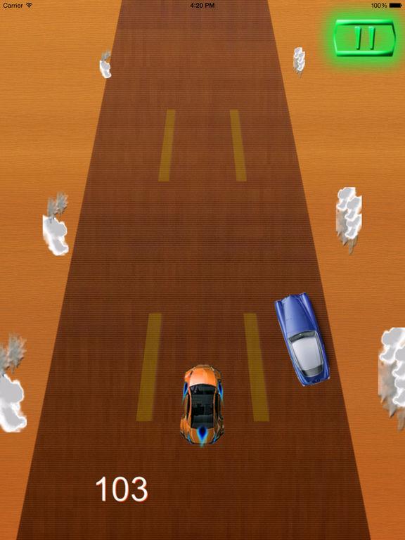 A Fast Driving Adrenaline - Arcade Adventure Race screenshot 10