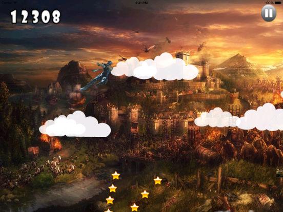 Clan Dark Jumping - Samurai Adventure Game screenshot 7