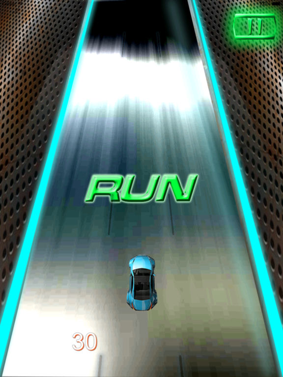 A Neon City Racing PRO - Traffic Car Driving screenshot 7
