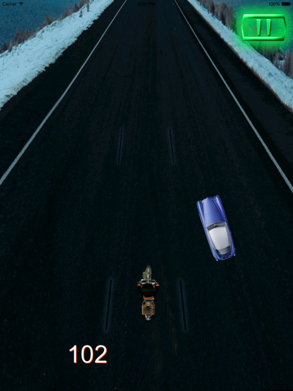 Fast Motorcycle Hero PRO - Highway Ride Amazing screenshot 9
