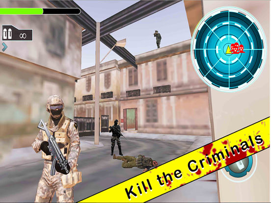 Crime City Real Police Mission screenshot 8