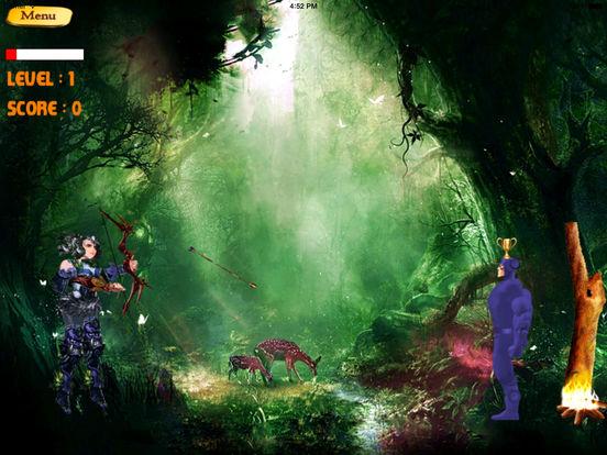 Magical Elf Shooting Pro - Revenge Of The Archer screenshot 10