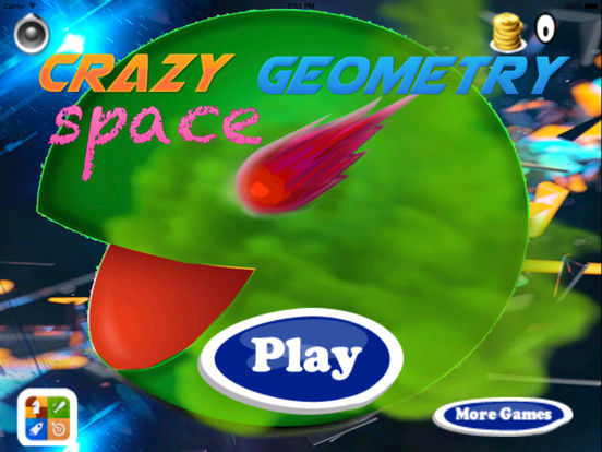 Crazy Geometry In Space - Full Set Of Figuras screenshot 6