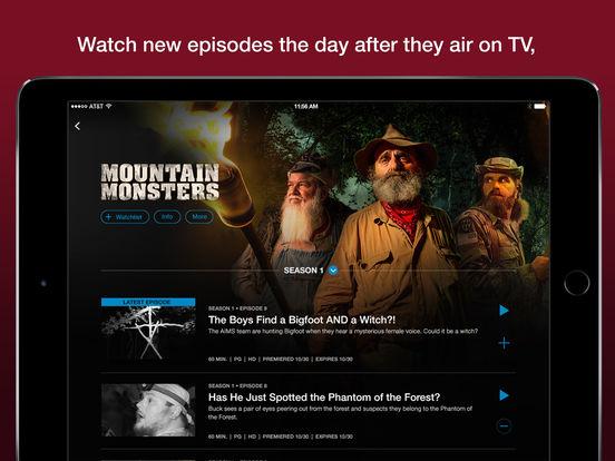 Destination America GO screenshot 6