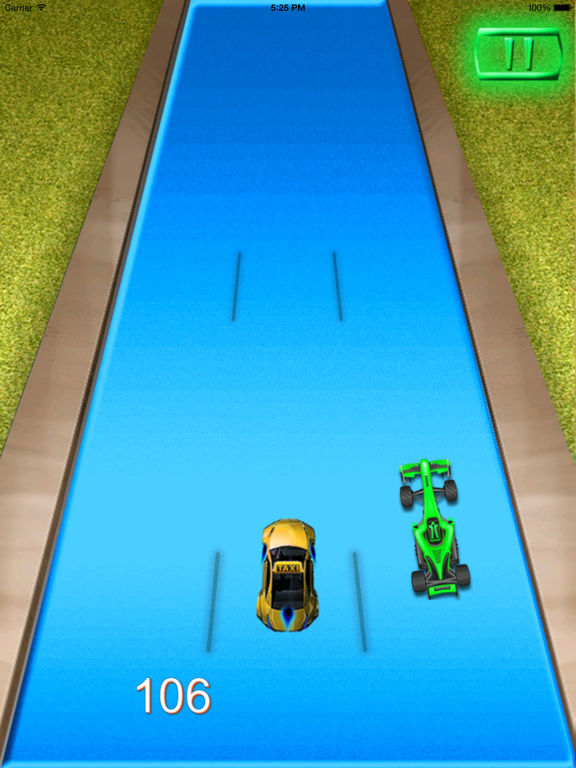 A Parking Speed Racing PRO - Driver Simulator screenshot 8