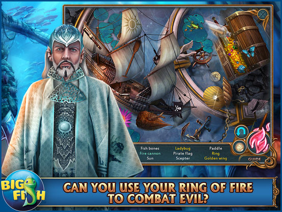Nevertales: Legends - A Hidden Object Adventure screenshot 7
