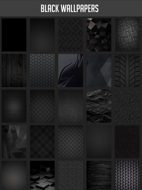 Black Wallpapers! screenshot 2