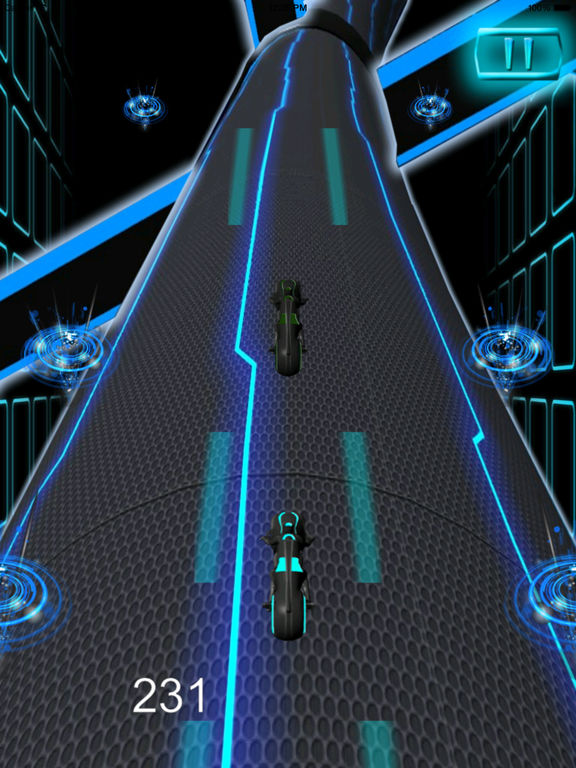 Extreme Motorcycles Luminescent Pro - Adventure screenshot 10
