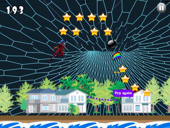 A Jumping Super Girl Loss PRO - Jumping Game screenshot 9