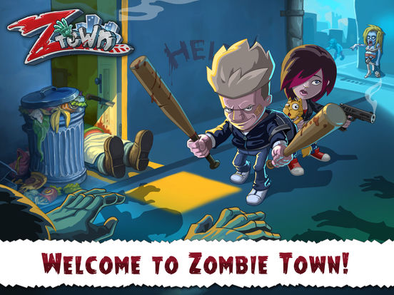 Zombie Town Story screenshot 6
