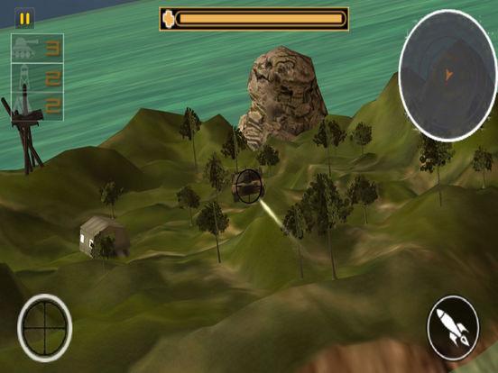 Real Gunship Strike 3D screenshot 7
