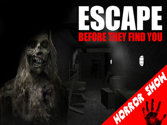 Horror show - Escape the mad house screenshot 5