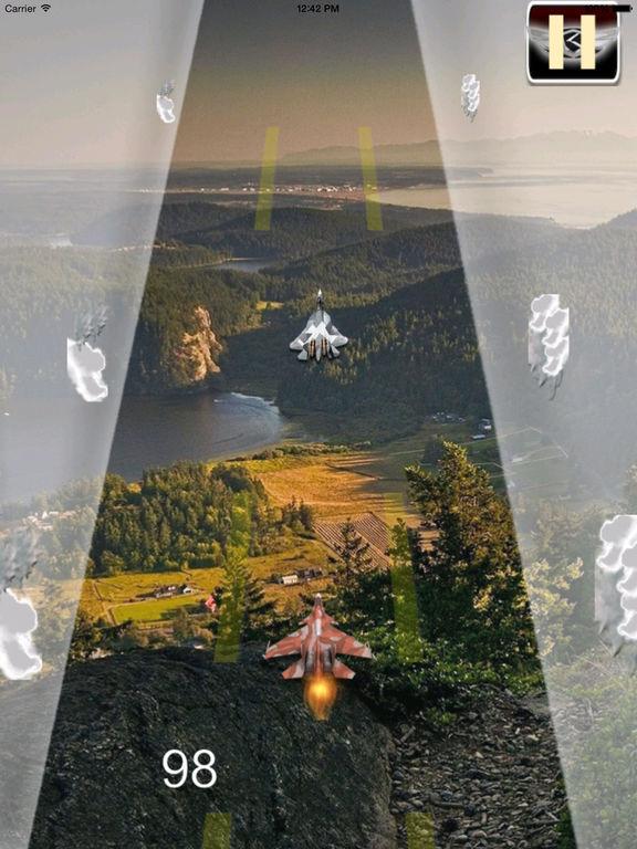 A Spectacular Speed Aircraft Pro - Amazing F18 Aircraft Simulator Game screenshot 9