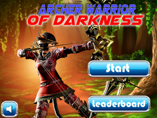 Archer Warrior Of Darkness - Arrow Amazing Game screenshot 6