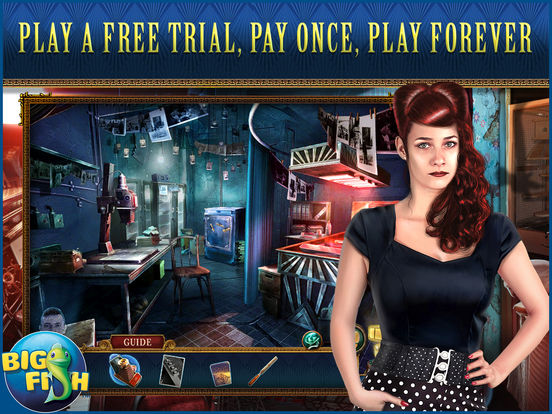 Final Cut: Fade To Black - A Mystery Hidden Object Game screenshot 6
