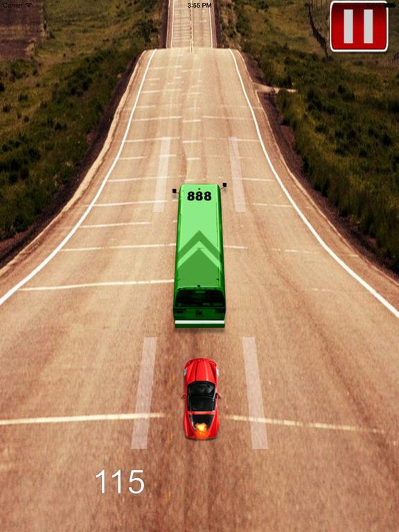 Dangerous Driving In Highway Pro - Speed Game screenshot 9