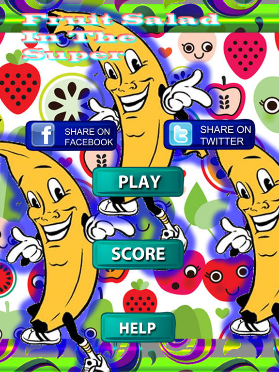 A Fruit Salad In The Super Pro  -Game Food screenshot 6