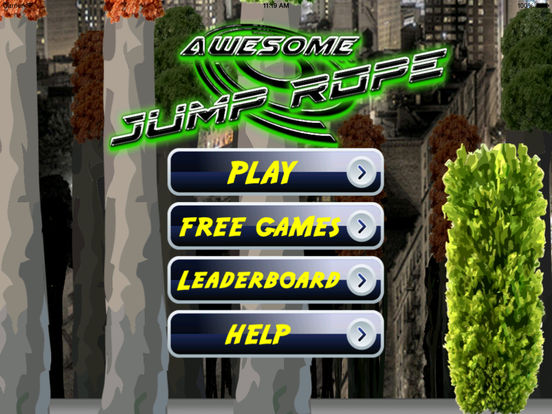 Awesome Jump Rope - Fly Ancd Game screenshot 6