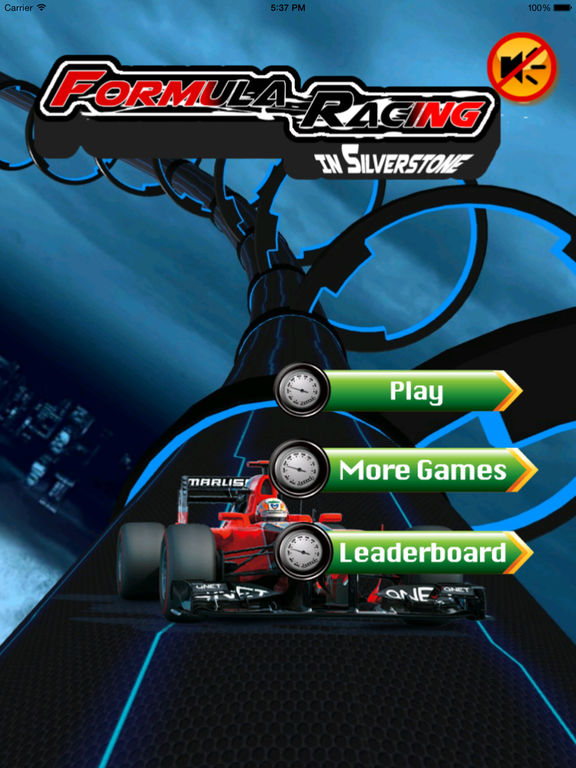 A Formula Racing In Silverstone Pro -Best Car Game screenshot 6