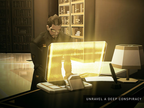 Deus Ex GO screenshot 8