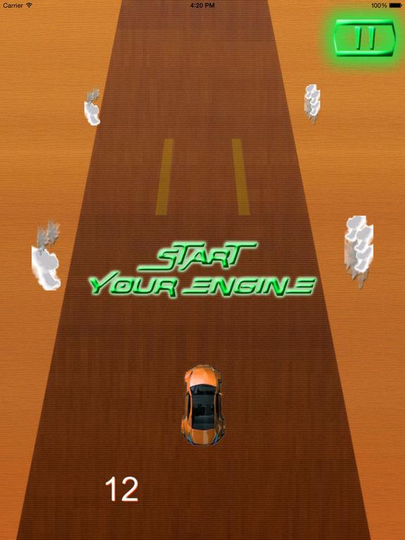 A Fast Driving Adrenaline - Arcade Adventure Race screenshot 8