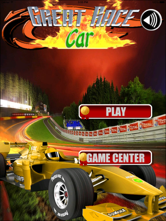 A Great Race Car Pro - Spectacular Racecourse screenshot 6