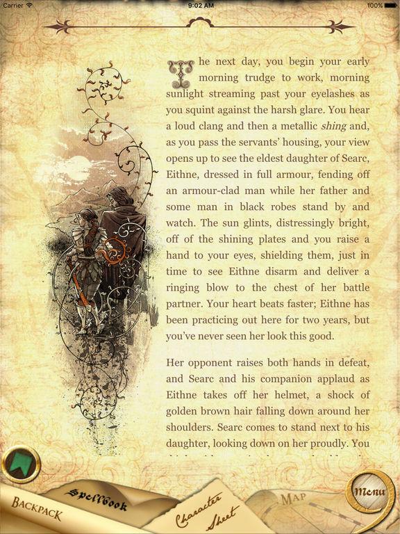 The Burning Trees of Ormen Mau screenshot 6