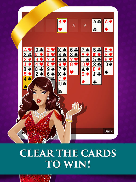 Freecell Solitaire Card Classic Pro Deluxe Extra screenshot 6