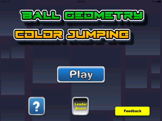 Ball Geometry Color Jumping Pro - True Geometric War Is About To Begin screenshot 6