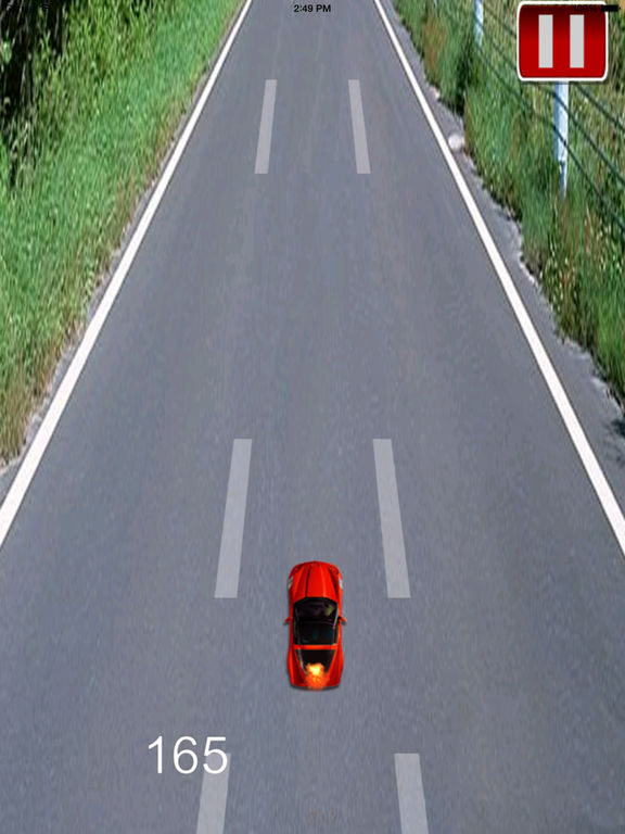 A Fast Car Racing - Furiously On The Highway screenshot 10