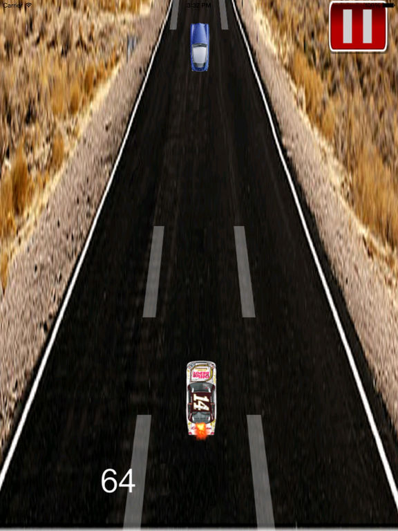 Cars In A blazing Asphalt - An Addictive Game Of Speed screenshot 7