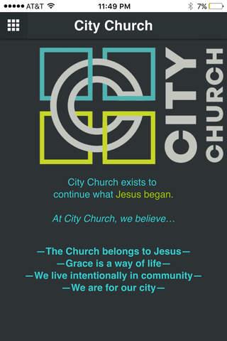 City Church Decatur - náhled