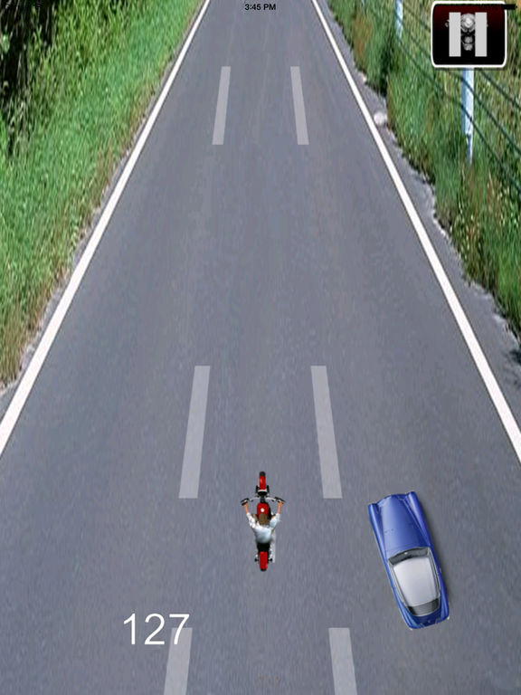 Recharged Motorcycle Fury Pro - Incredible Racing Track screenshot 7