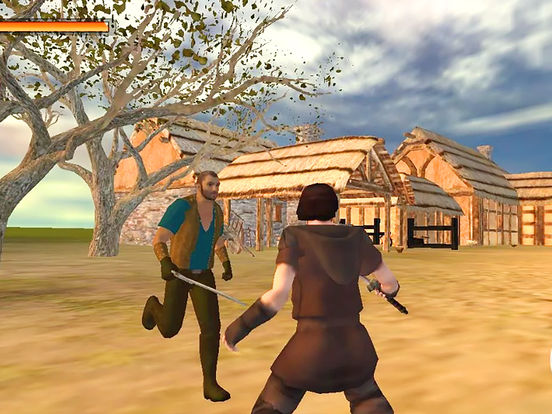 Warrior Vs Robbers screenshot 4