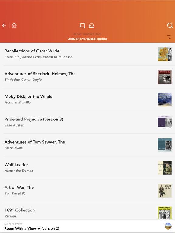 Audiobooks HQ -- audio books screenshot 9