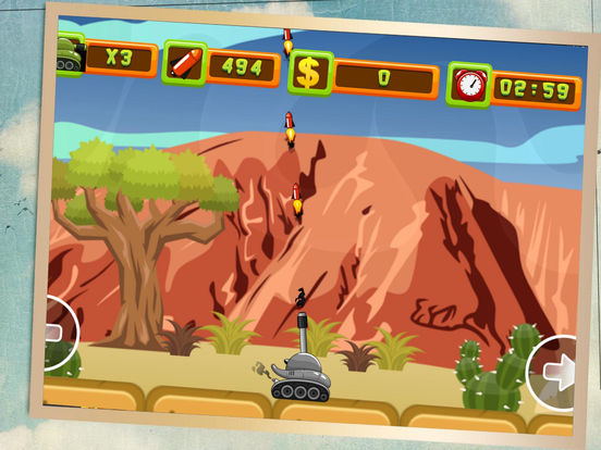 Desert Tank Shooting screenshot 6