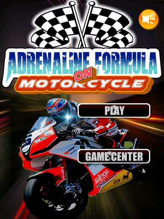 Adrenaline Formula on Motorcycle - Explosive High Speed Race screenshot 6