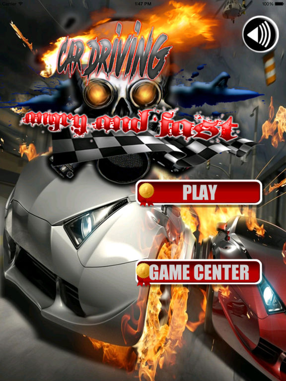 Car Driving Angry And Fast - Car Racing Game screenshot 6