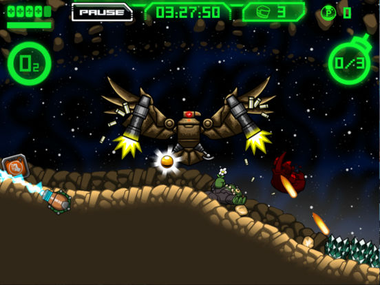 Atomic Super Lander screenshot 6