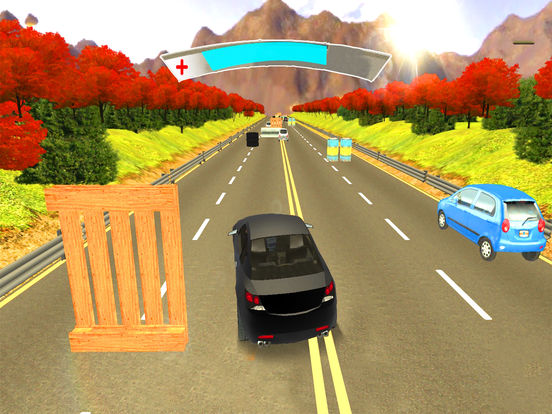 City Traffic Racer 3D screenshot 6