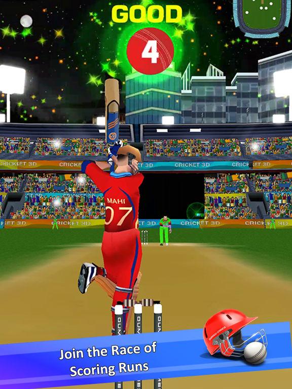 Slog Cricket - unlimited Power-play Hits screenshot 6