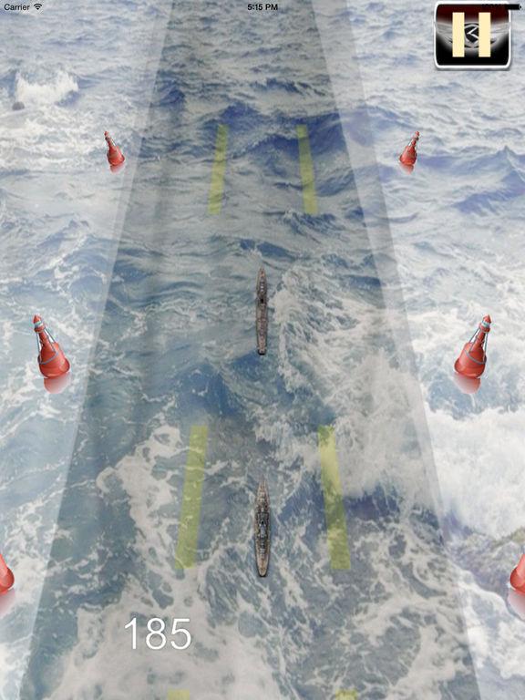 Race Of Fleet Battleship - Game! Fast-paced Naval Warfare! screenshot 7