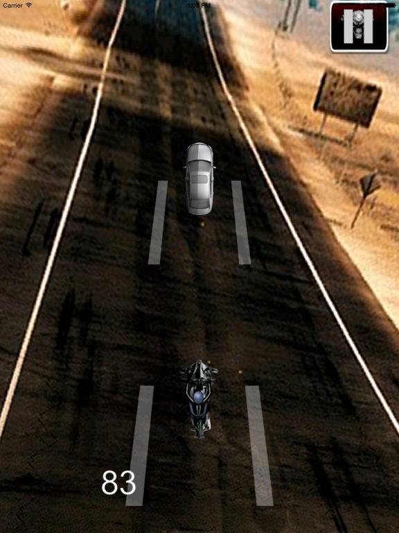 A Great Fierce And Fast Bike - Fierce Cool Motorcycle Game screenshot 7