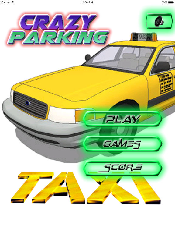 A Crazy Parking PRO - A Vegas Taxi Race screenshot 6