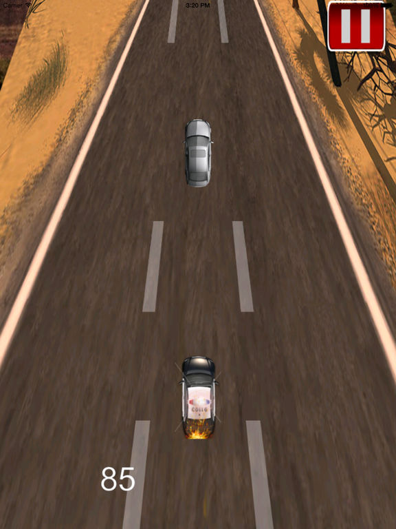 Amazing Police Car Driver Simulator – Highway screenshot 8