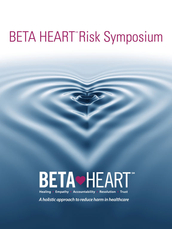 BETA HEART Risk Symposium 2016 screenshot 3