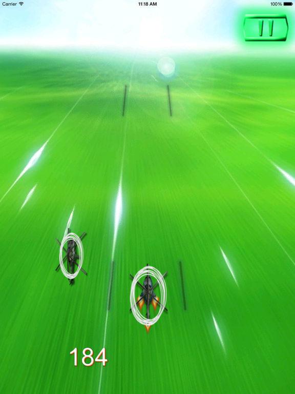 A Gunship Flying PRO - A Over the city War Game screenshot 7
