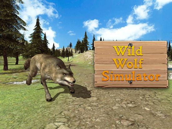 Evil Wild Wolf Simulator 3D Full screenshot 7