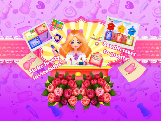 Princess Anna Tea Party - Cooking & Dress Up screenshot 8