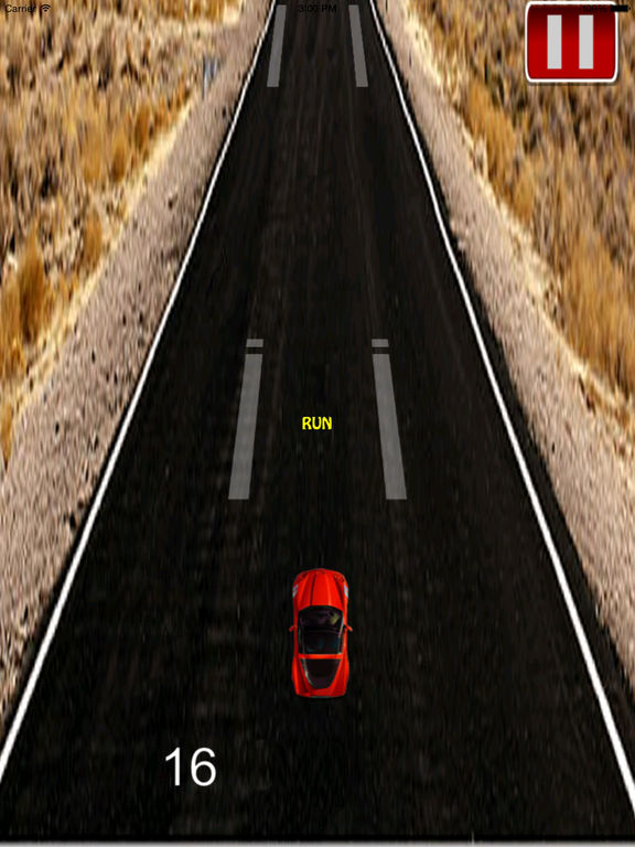 A Fast Car Racing Pro - Furiously On The Highway screenshot 10